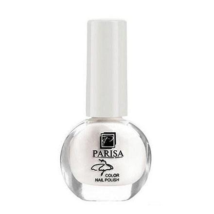 Купить PARISA Cosmetics, Лак для ногтей №02, Белый