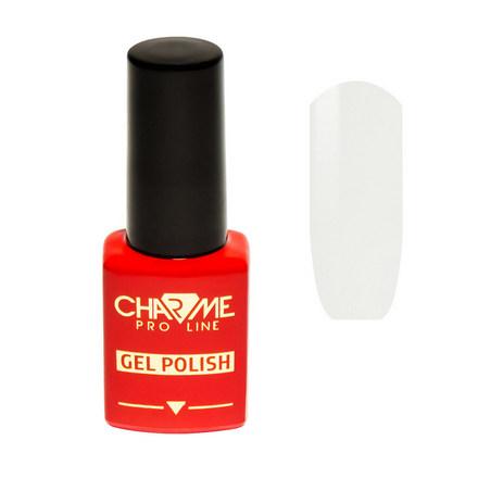 Купить CHARME Pro Line, Гель-лак № 001, Белый снег