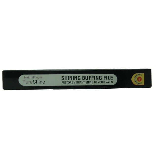 Berkeley Naturalfinger Pure Shine Shining Buffing File (2400/4000)