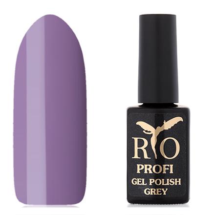 Rio Profi, Гель-лак «Grey» №3, Прохлада Монплезира rio profi гель лак 83 королевский дракон