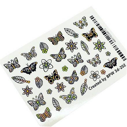 Купить BPW.style, 3D-слайдер «Бабочки» №3d-202