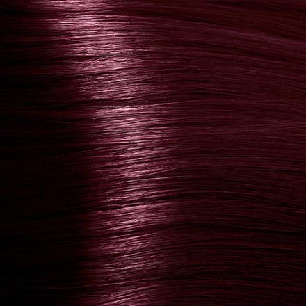 Kapous, Крем-краска для волос Studio Professional 6.66, темный интенсивный красный блонд, 100 мл краска для волос kapous professional hair color cream with keratin non ammonia na 912 ультра светлый бежевый блонд