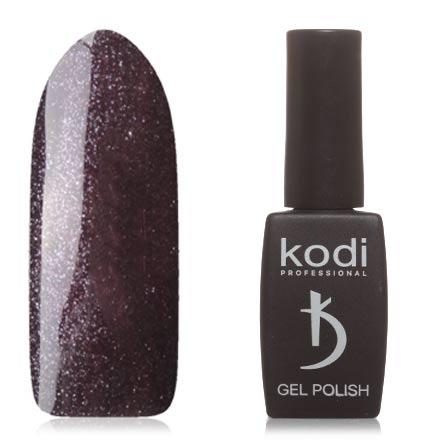 Купить Kodi, Гель-лак №01V, 8 мл, Kodi Professional, яЧерные и серые