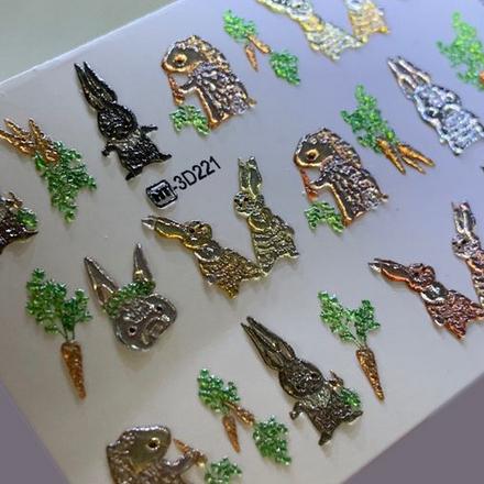 Купить Anna Tkacheva, 3D-слайдер Crystal HT №221