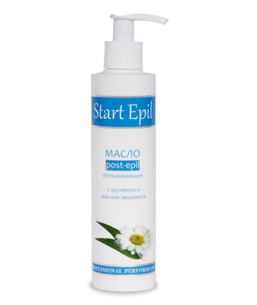 Start Epil, Масло после депиляции успокаивающее, 200 мл (ARAVIA PROFESSIONAL)