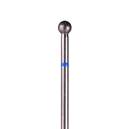 Купить Ice Nova, Фреза алмазная «Шар» D=4, 2 мм, синяя