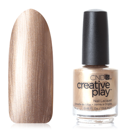 CND Creative Play, цвет Let's Go Antiquing, 13,6 мл