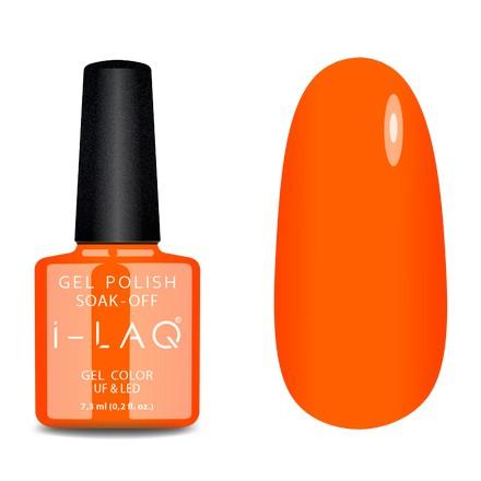 Купить I-LAQ, Гель-лак №144, Оранжевый