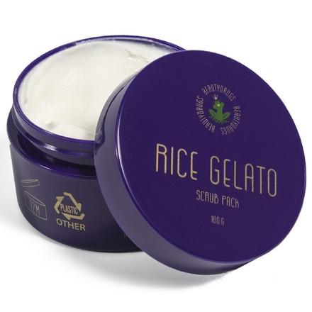 Купить Beautydrugs, Рисовый скраб для лица Gelatto, 100 мл