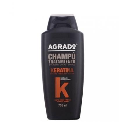 Agrado, Шампунь для волос Keratina, 750 мл фото