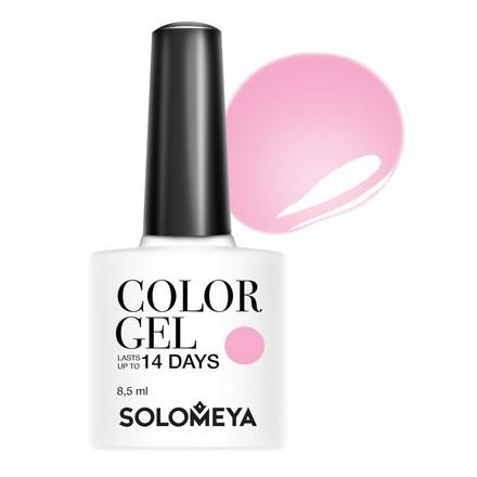 Купить Solomeya, Гель-лак №75, Leticia, Wella Professionals, Розовый