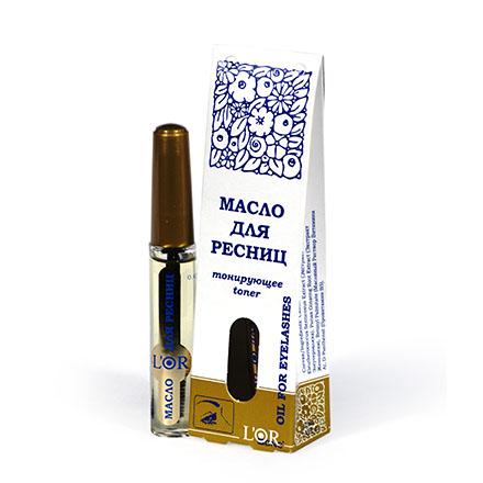 Купить DNC, Масло для ресниц и бровей L'Or «Тонирующее», 12 мл