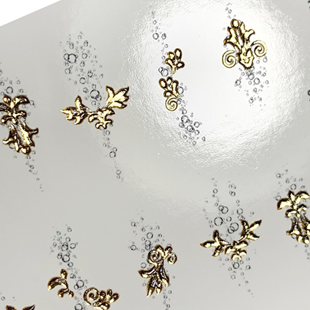 Anna Tkacheva, 3D-слайдер Gold Crystal №133 фото