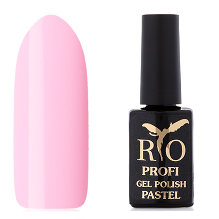 Rio Profi, Гель-лак «Pastel» №9, Аврора rio profi гель лак 83 королевский дракон