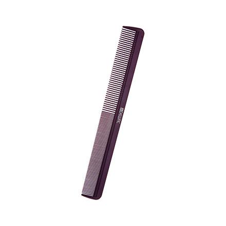 Dewal, Расческа Carbon Bordo, антистатическая, узкая, 22 см  - Купить