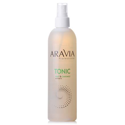 ARAVIA Professional, Тоник для очищения и увлажнения кожи, 300 мл (ARAVIA PROFESSIONAL)