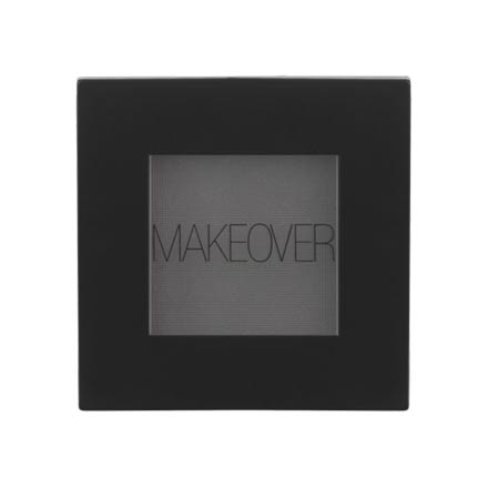 Купить MAKEOVER PARIS, Тени для век Single Eyeshadow, Pearl Grey