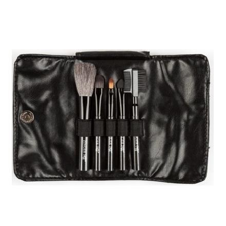 Zinger, Набор кистей для макияжа в чехле, ZG5001-2