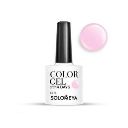 Купить Solomeya, Гель-лак №97, Pink Iris, Wella Professionals, Розовый