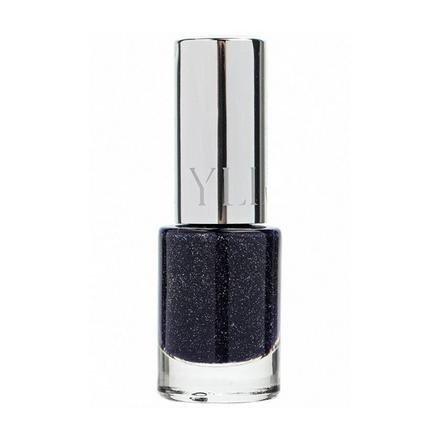 Купить Yllozure, Лак для ногтей Glamour Galaxy №6357, Черный