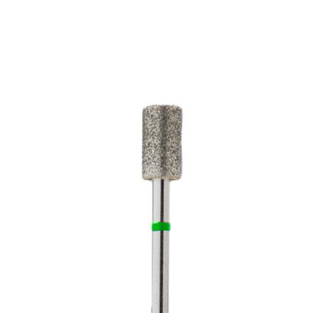 Алмазная насадка 62, зеленая (жесткая), D=5 мм