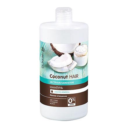 Купить Dr. Sante, Шампунь для волос Coconut, 1000 мл