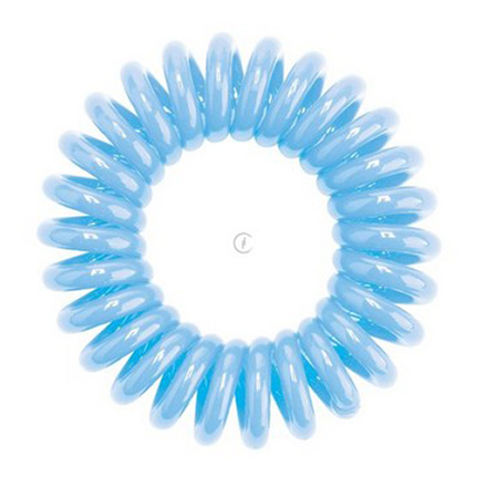 Hair Bobbles HH Simonsen, Резинка для волос, голубая (3 шт.)