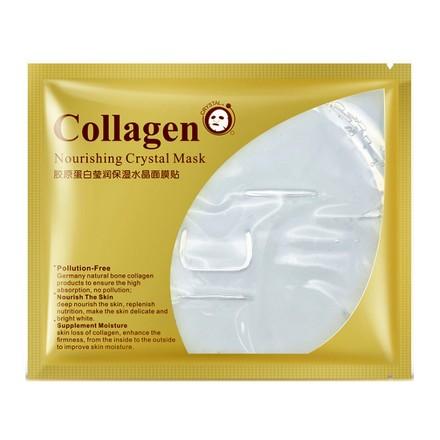 Купить Bioaqua, Гидрогелевая маска для лица Collagen, 60 г