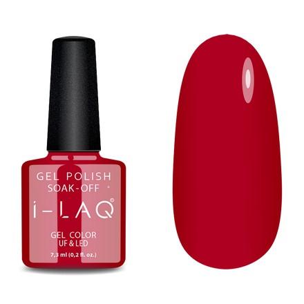 Купить I-LAQ, Гель-лак №011, Красный