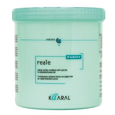 Kaaral, Кондиционер Reale Intense Nutrition Purify для поврежденных волос, 250 мл kaaral purify reale intense nutrition shampoo восстанавливающий реале шампунь для поврежденных волос 250 мл
