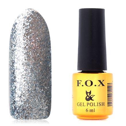 FOX, Гель-лак Brilliance №018