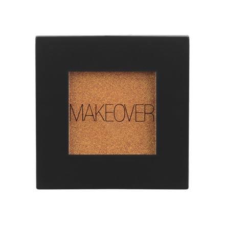 MAKEOVER PARIS, Тени для век Single Eyeshadow, Copper FawnТени для глаз<br>Высокопигментированные тени для глаз (1,5 г).