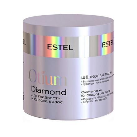 Estel, маска OTIUM Diamond, для гладкости и блеска волос, 300 мл
