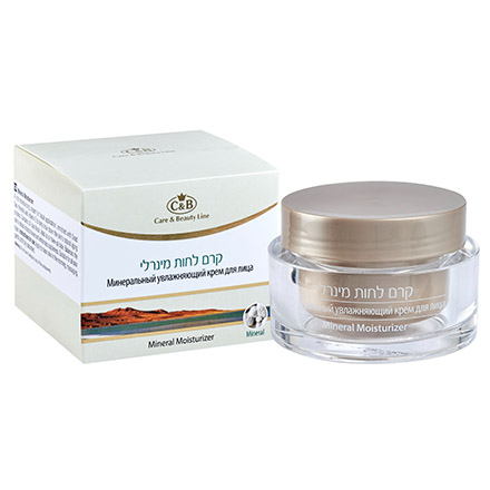Купить Care & Beauty Line, Крем для лица Mineral Moisturizer, 50 мл