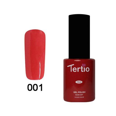 Tertio, Гель-лак Eco Line №1