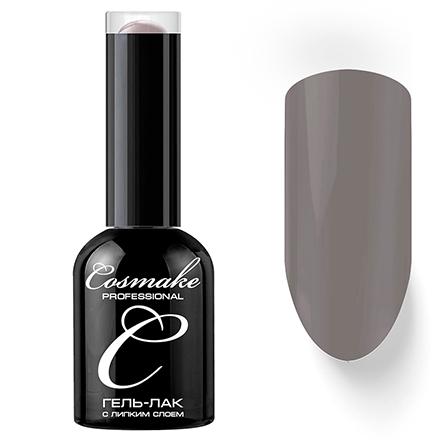 Купить Cosmake, Гель-лак №84, Серый