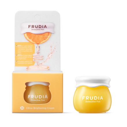 Frudia, Крем для лица Citrus, 10 г chi luxury black seed oil curl defining cream gel