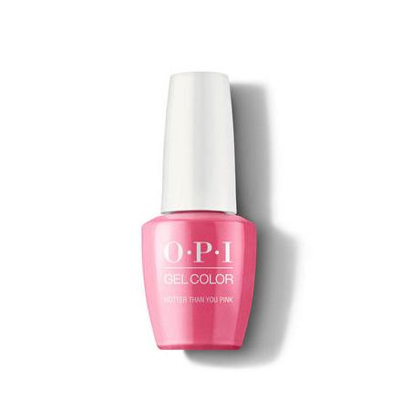 Купить OPI, Гель-лак Hotter Than You Pink, Розовый