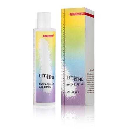 LitaLine, Маска-бальзам для волос, 200 мл