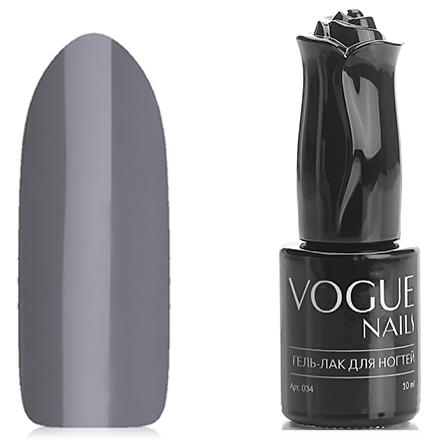 Vogue Nails, Гель-лак Мокрый асфальт, 10 мл