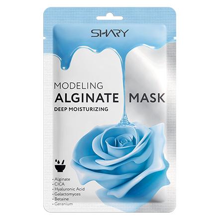 Shary, Альгинатная маска «Глубокое увлажнение»,  28 г