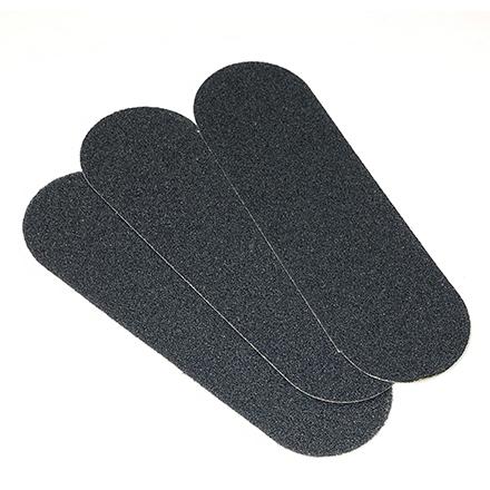 Klio Professional, Сменный файл для малой педикюрной пилки, без подложки, 180 грит klio professional металлическая терка основа педикюрная 13 5 см
