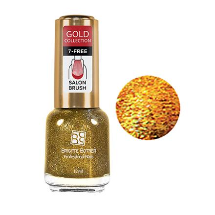 Brigitte Bottier, Лак для ногтей Gold Collection №506Brigitte Bottier<br>Лак для ногтей (12 мл).