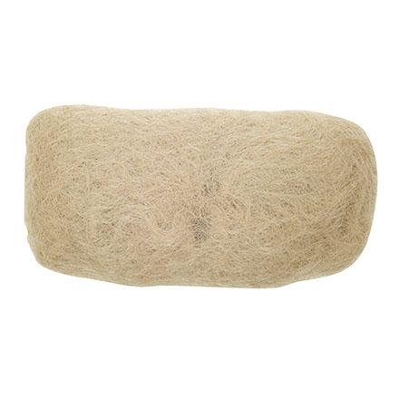 Dewal, Валик-сетка из искусственного волоса, блондин, 18 см недорого