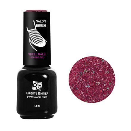Купить Brigitte Bottier, Гель-лак Shell Nails №981, Wella Professionals, Красный