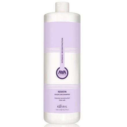 Kaaral, Шампунь Keratin Color Care AAA для окрашенных и химически обработанных волос, 1000 мл фото