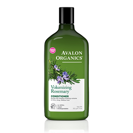 Avalon Organics, Кондиционер Volumizing Rosemary, 312 г