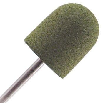 Planet Nails, насадка грубый полировщик конус закругленный 15мм (9572V.150)Насадки<br>Для шлифовки стоп.<br>