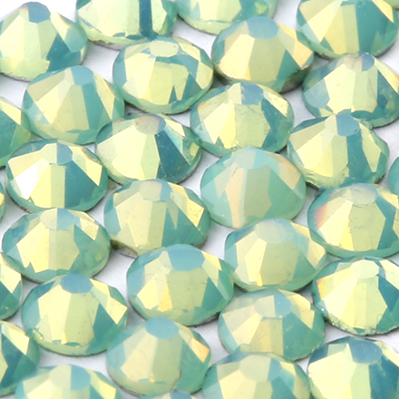 KrasotkaPro Стразы Green Opal 25 мм