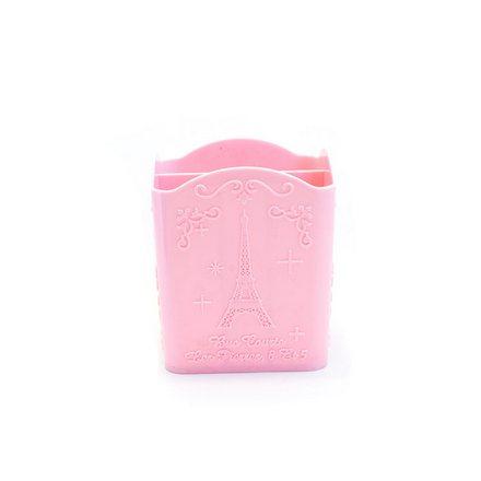TNL, Подставка для инвентаря мастера малая (розовая)Подставки для рук и форм<br>Подставка для аксессуаров нэйл-мастера.